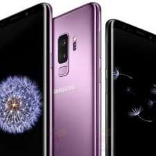 Обзор Samsung Galaxy S9 Plus