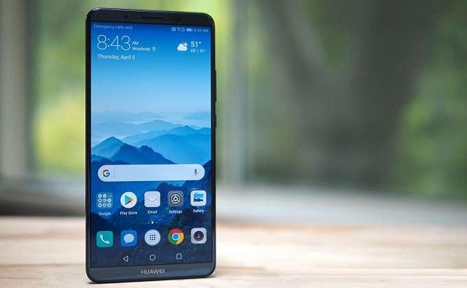 Huawei Mate 10 Pro – флагман с оригинальным дизайном