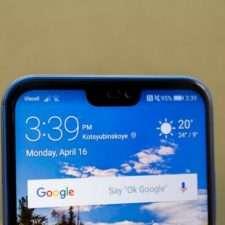 Huawei P20 Lite экран