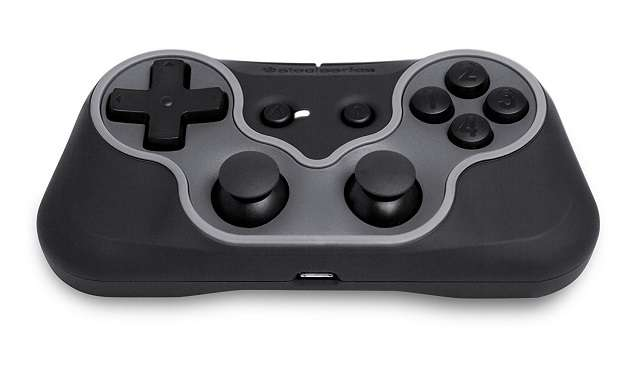 SteelSeries Free Mobile Wireless Gaming Controller with Bluetooth for Smart Phones, Tablets, PC and Mac