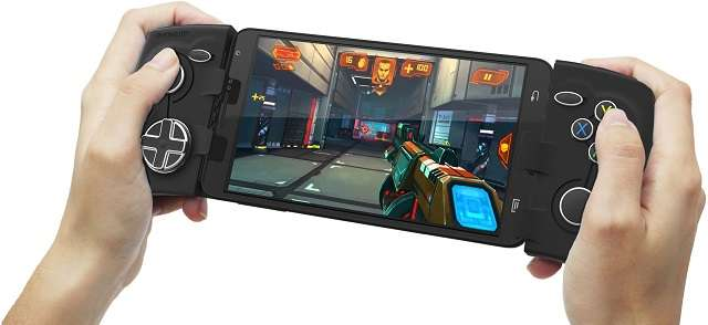Phonejoy Bluetooth Game Controller for Android and iCade