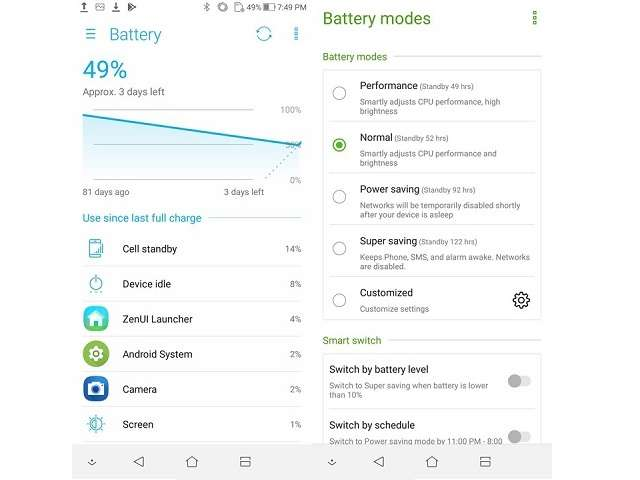 Asus Zenfone 5 Lite аккумулятор