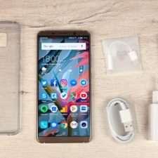 Huawei Mate 10 Pro комплектация
