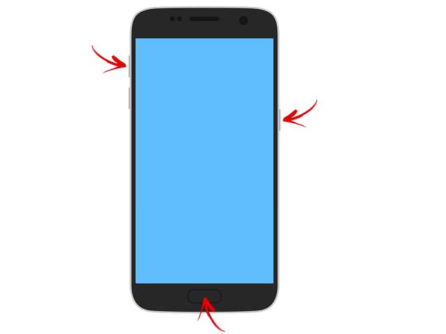 Как зайти в рекавери на Андроид
