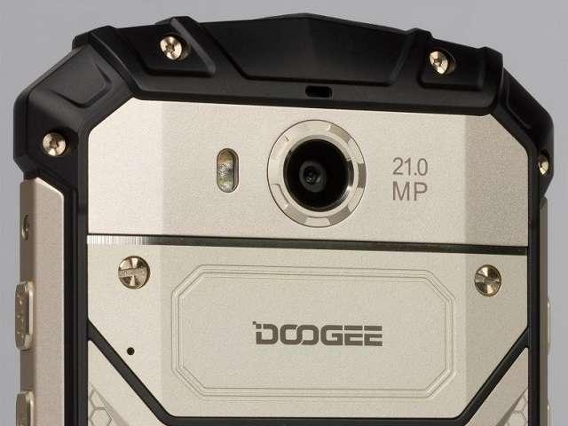 Doogee S60 камера