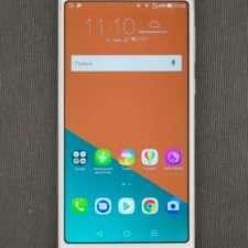 Asus Zenfone 5 Lite лицевая сторона