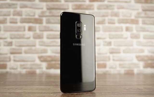 Samsung Galaxy S9 Plus задняя панель