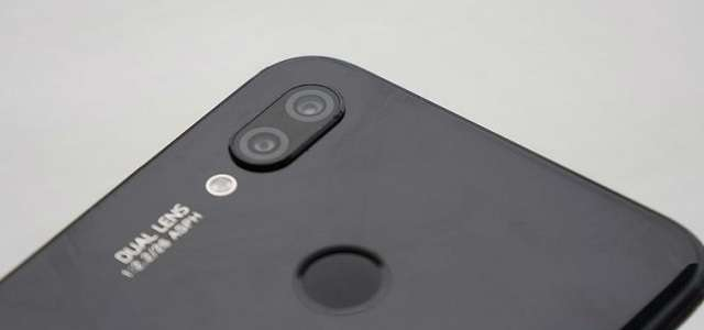 Huawei P20 Lite камера