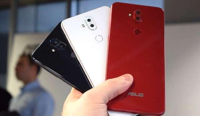 Asus Zenfone 5 Lite цвета