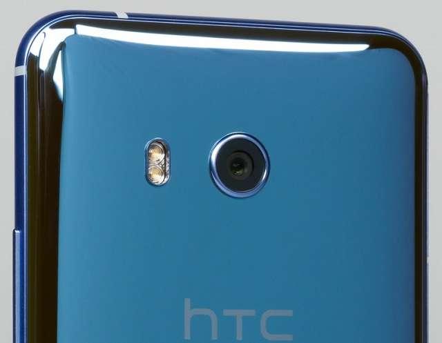 HTC U11 камера