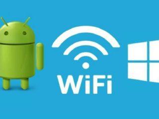 Как передавать файлы при помощи Wi-Fi на компьютер с Андроида - практическое руководство