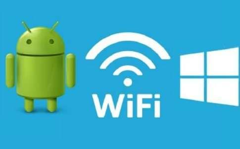 Передача файлов по wifi с компьютера на андроид