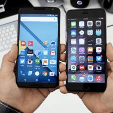 Что лучше Айфон или Андроид?