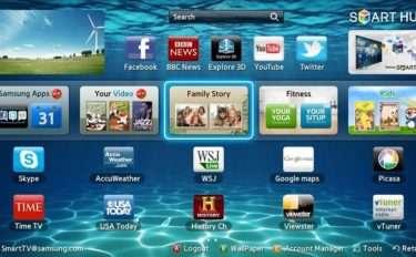 Приложения для Smart TV Samsung