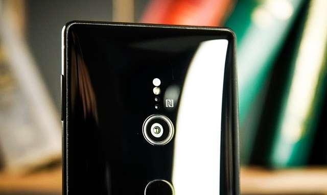 Sony Xperia XZ2 камера