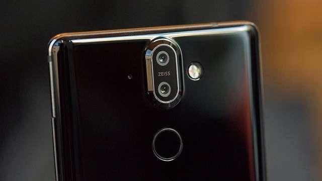 Nokia 8 Sirocco камера