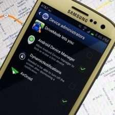 Удаленное управление Android смартфоном