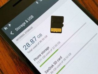 Как устанавливать приложения на карту памяти Android?