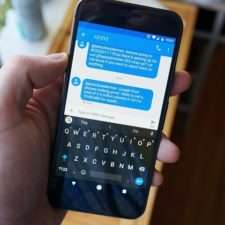 Как поменять клавиатуру на Android