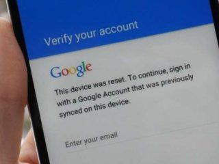 Как войти в «Google Account» на Андроид?
