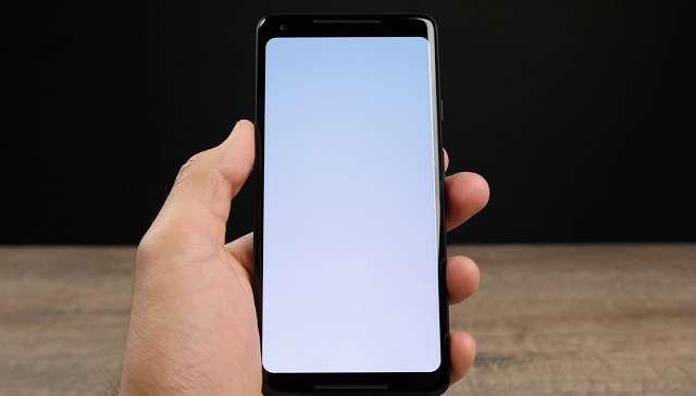 Google Pixel 2 XL дисплей