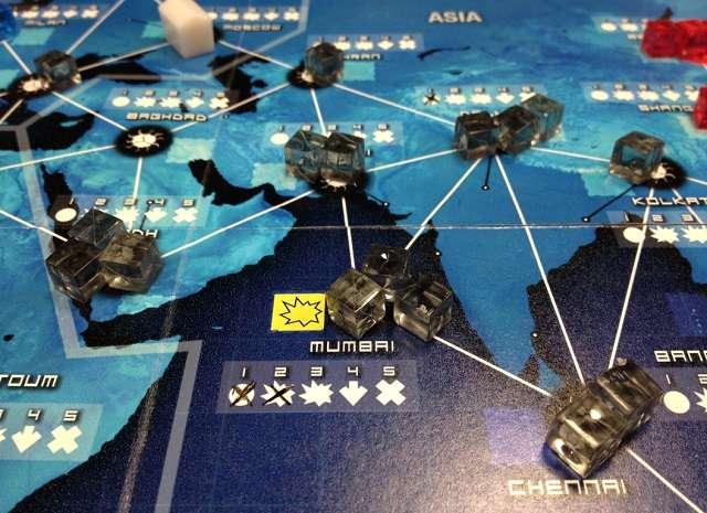 Pandemic: Настольная игра