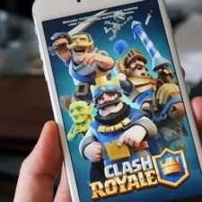 Как перенести аккаунт Clash Royale с Android на Android