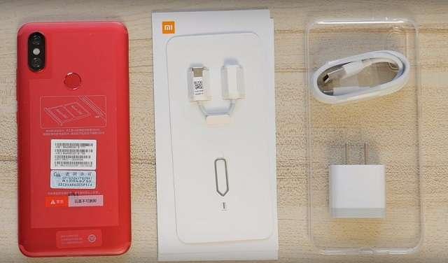 Xiaomi Mi A2 комплект
