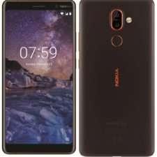 Nokia 7 Plus черный