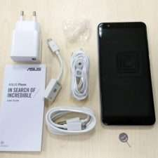Asus Zenfone Max M1 комплектация