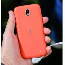 Nokia 1 тыльная панель