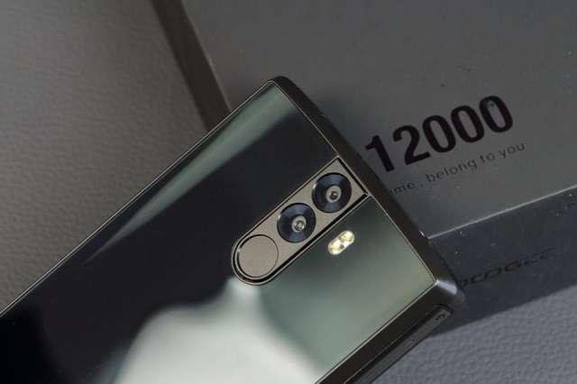 Doogee BL12000 камера