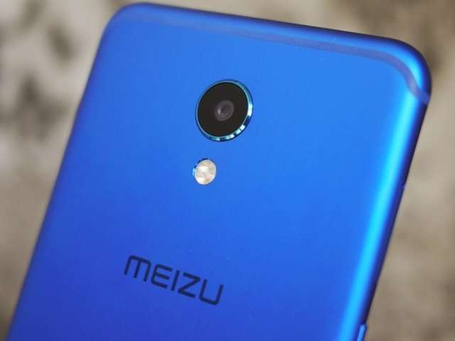 Meizu M6s камера
