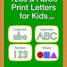 123s ABCs Handwriting Fun