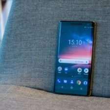 Nokia 8 Sirocco лицевая сторона