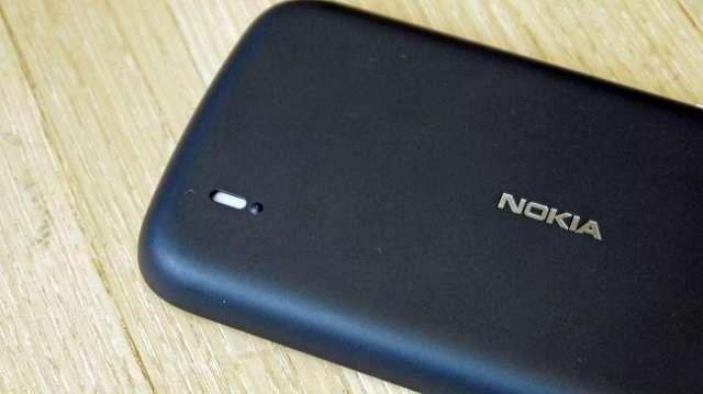 Nokia 1 динамик