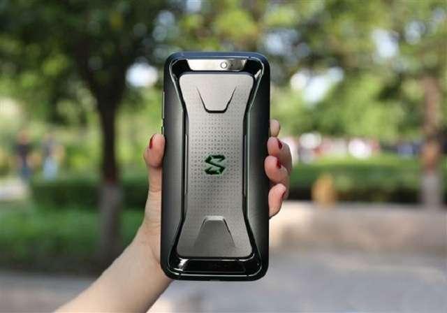Xiaomi Black Shark тыльная сторона