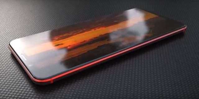 Xiaomi Mi A2 дисплей