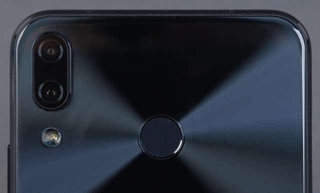 Asus Zenfone 5 ZE620KL камера