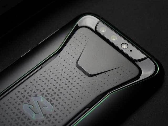 Xiaomi Black Shark камера