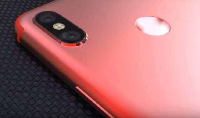Xiaomi Mi A2 камера