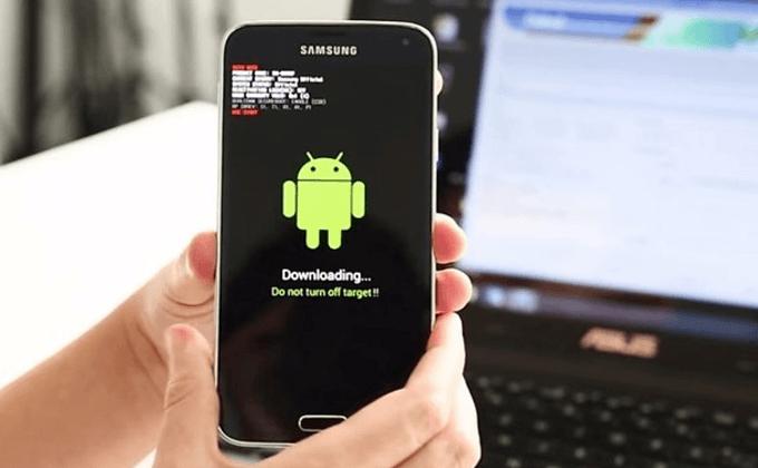 Как прошить Андроид через карту памяти