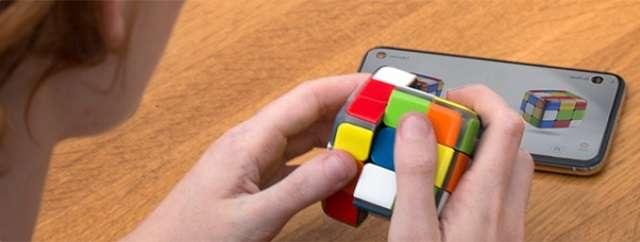 кубик рубика от Kickstarter