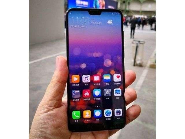 Huawei Honor 10 дисплей