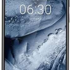 Nokia X6 (2018) лицевая панель