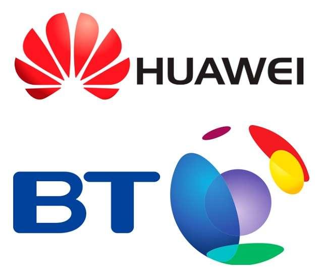 Huawei и BT