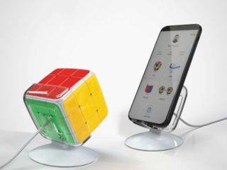 Умный кубик Рубика учит и тренирует