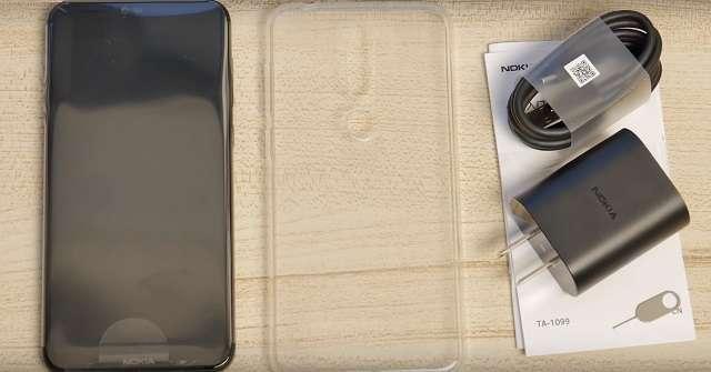 Nokia X6 (2018) комплектация
