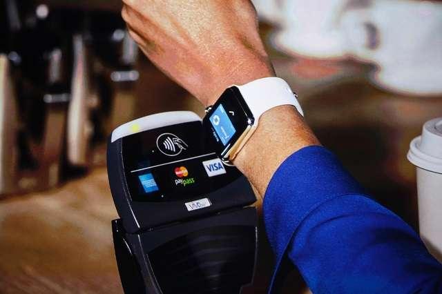 NFC на часах
