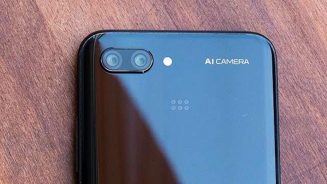 Huawei Honor 10 камера